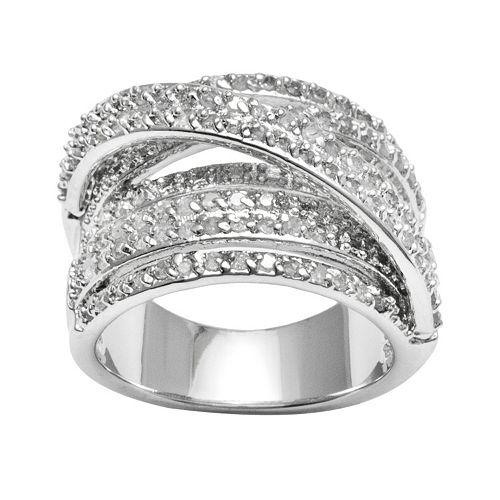 Wedding Band With Black Diamonds